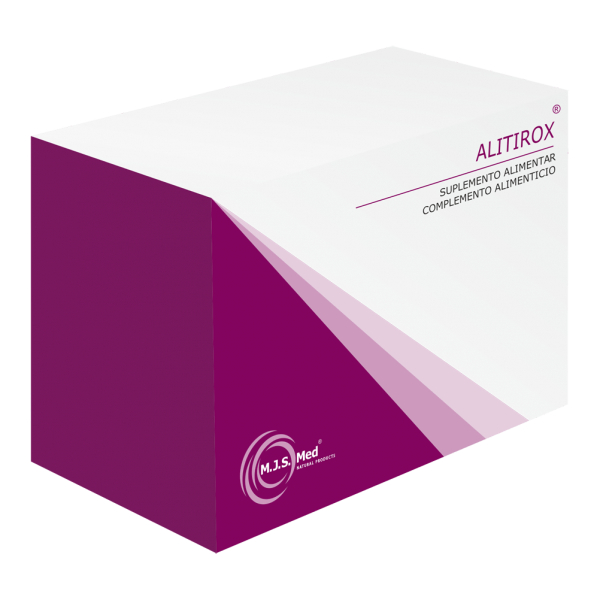 Alitirox Suplemento alimentar MJSMED