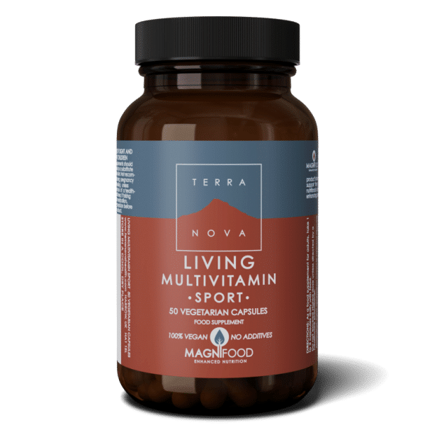 Suplemento LIVING-MULTIVITAMIN-SPORT-50-wiz