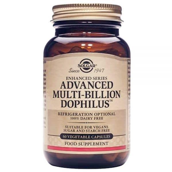 Suplemento-Solgar-60-caps-ADVANCED-MULTI-BILLION-DOPHILUS