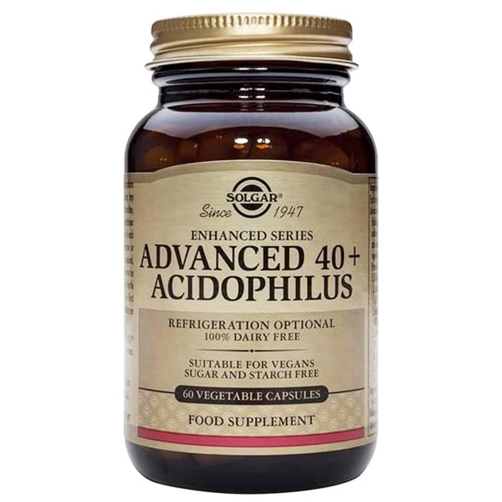 Suplemento-solgar-Advanced-40-acidphilus