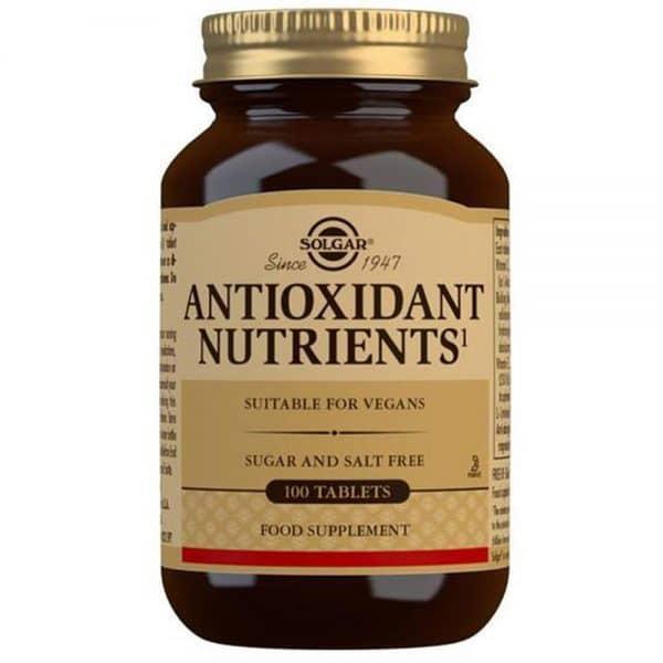 Suplemento-solgar-antioxidant-nutrients