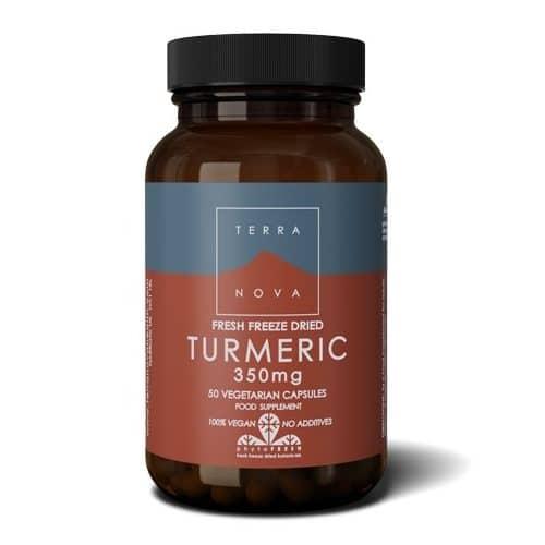 Suplemento turmeric-curcuma-terranova-350mg
