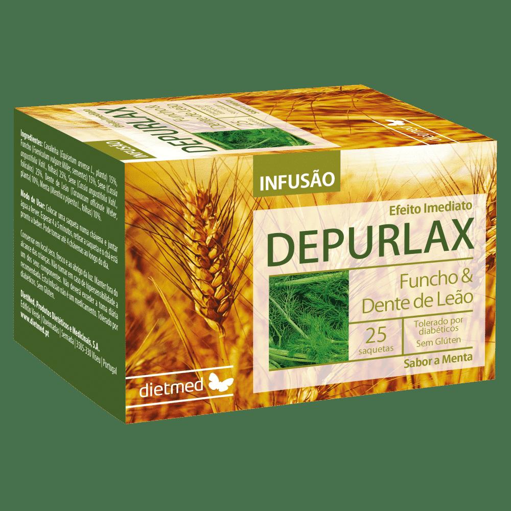 Depurlax Chá
