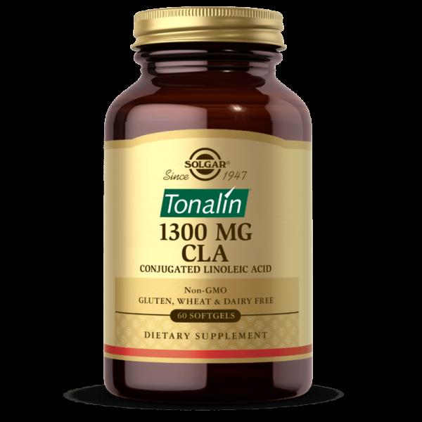 Suplemento tonalin 1300 mg CLA