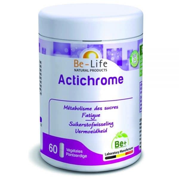 suplemento be life_ACTICHROME_60_GEL