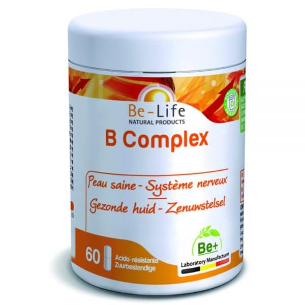 suplemento be life_B-COMPLEX_60-GEL