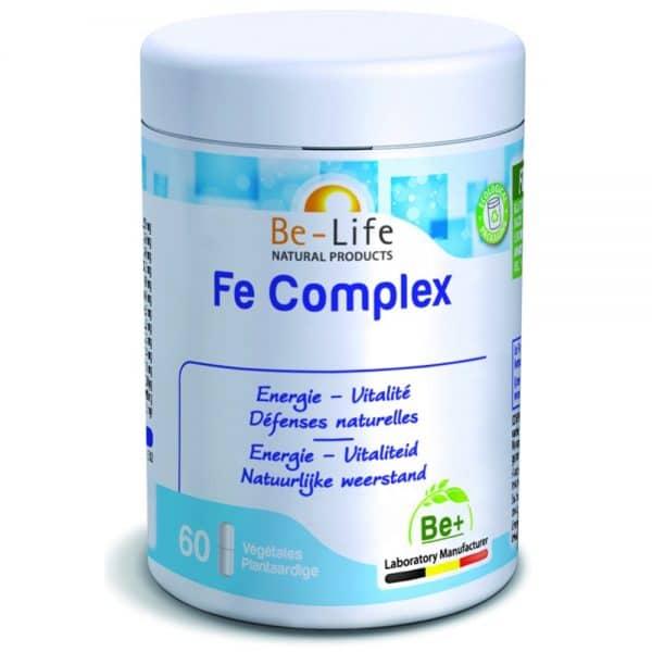 suplemento be life_FE-COMPLEX_60-GEL