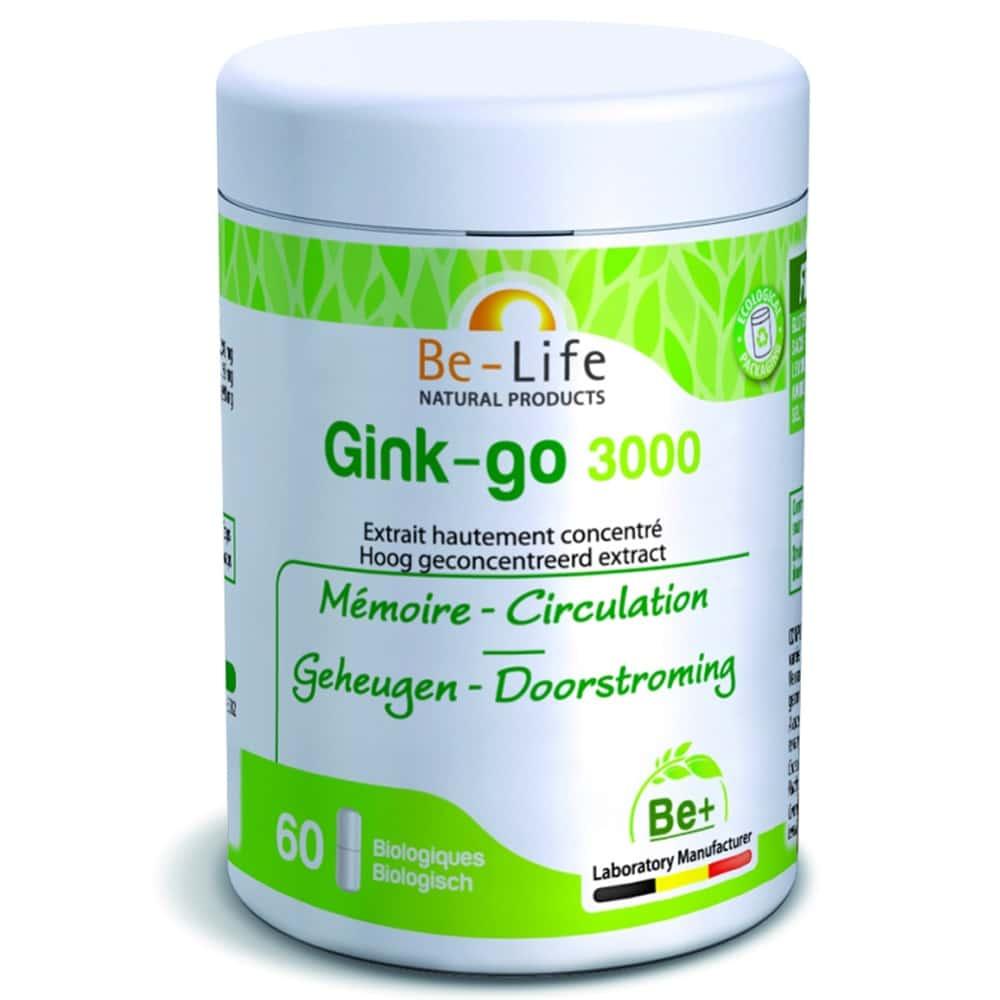 suplemento be life_GINKGO-3000_60-GEL