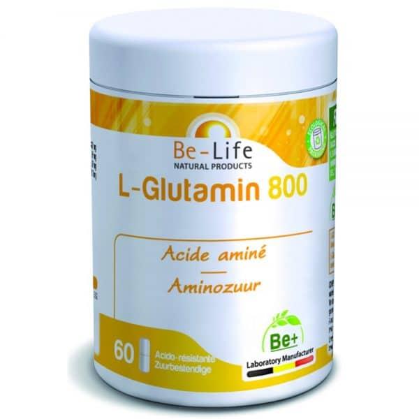 suplemento be life_L-GLUTAMIN-800_60-GEL