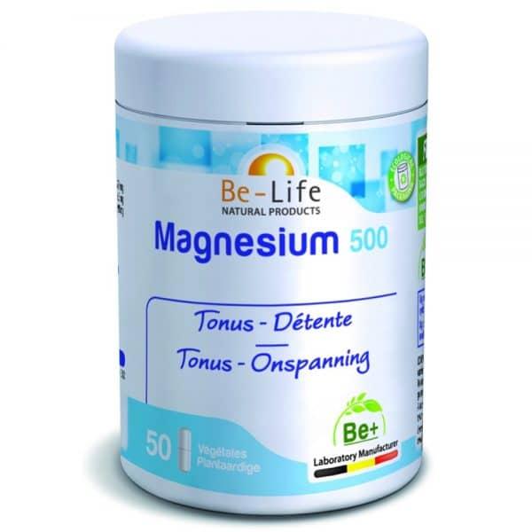 suplemento be life_MAGNESIUM-500_50-GEL