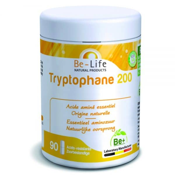 suplemento be life_TRYPTOPHANE-200_90-GEL