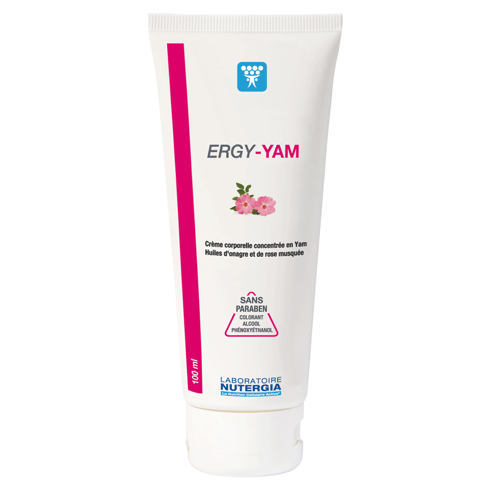 suplemento ERGY-Yam-creme corporal-Nutergia