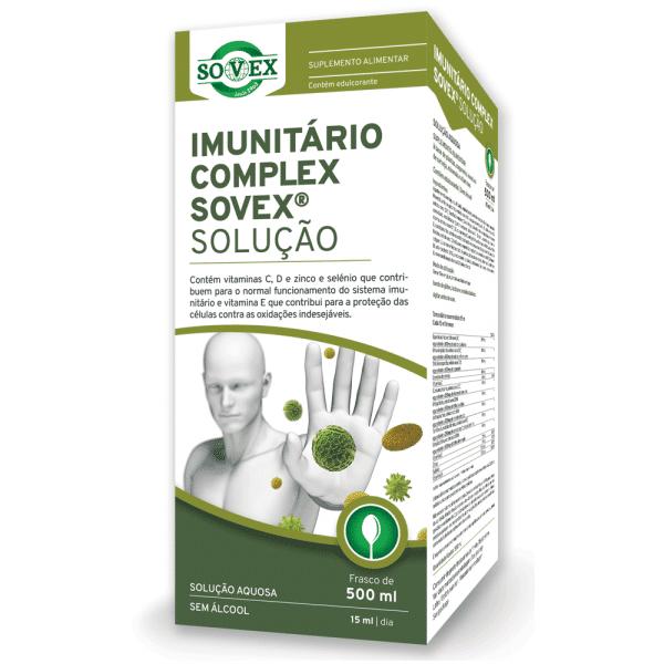Imunitário-Complex-Solução-suplemento-sovex