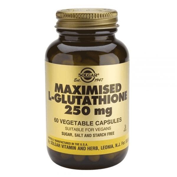 Maximised-L-Glutatião-Suplemento-Solgar