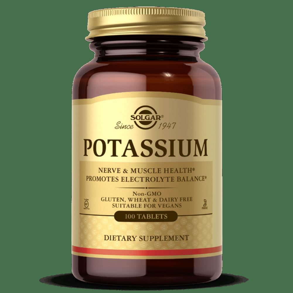 Potassio Suplemento Solgar