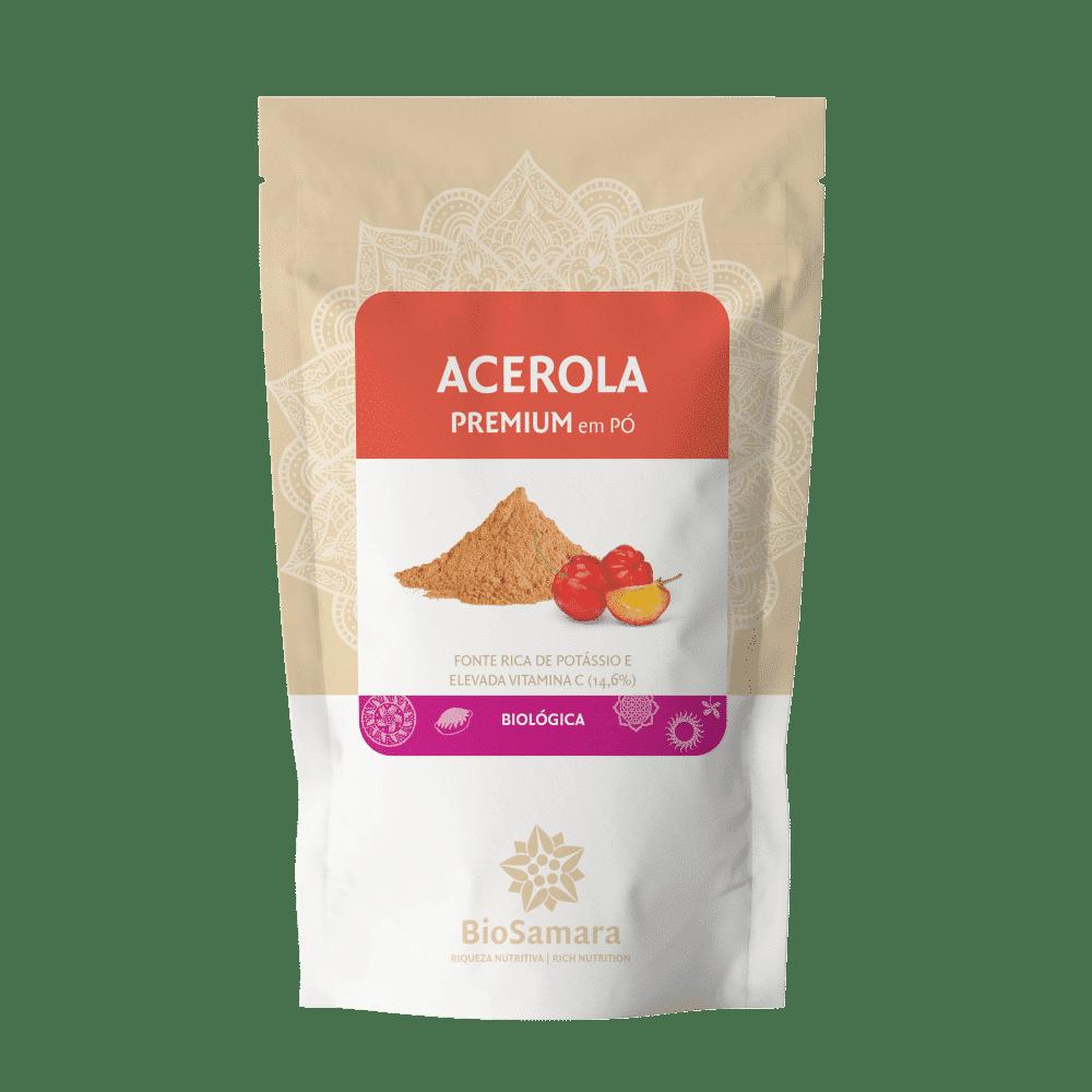 Acerola premium po 14.6 bio biosamara