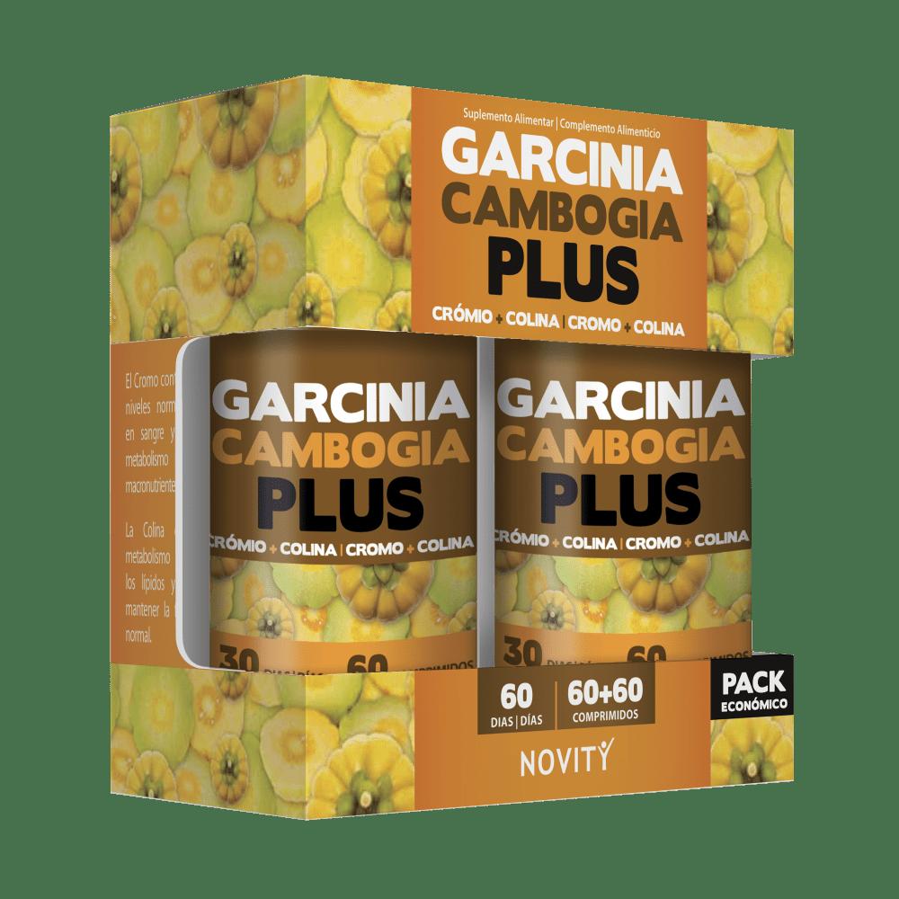 Garcinia Cambogia Plus - Pack Económico