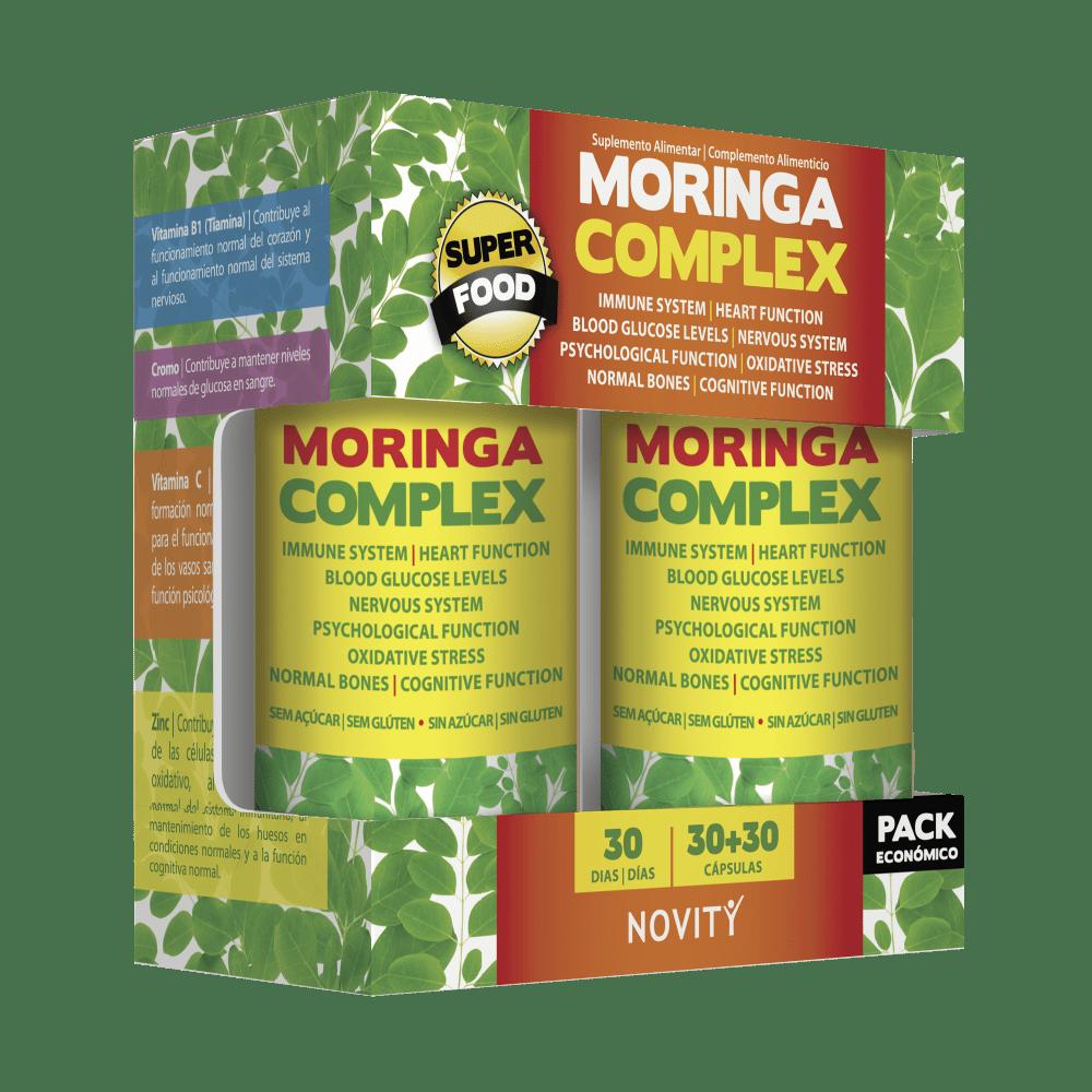 Moringa Complex Caps