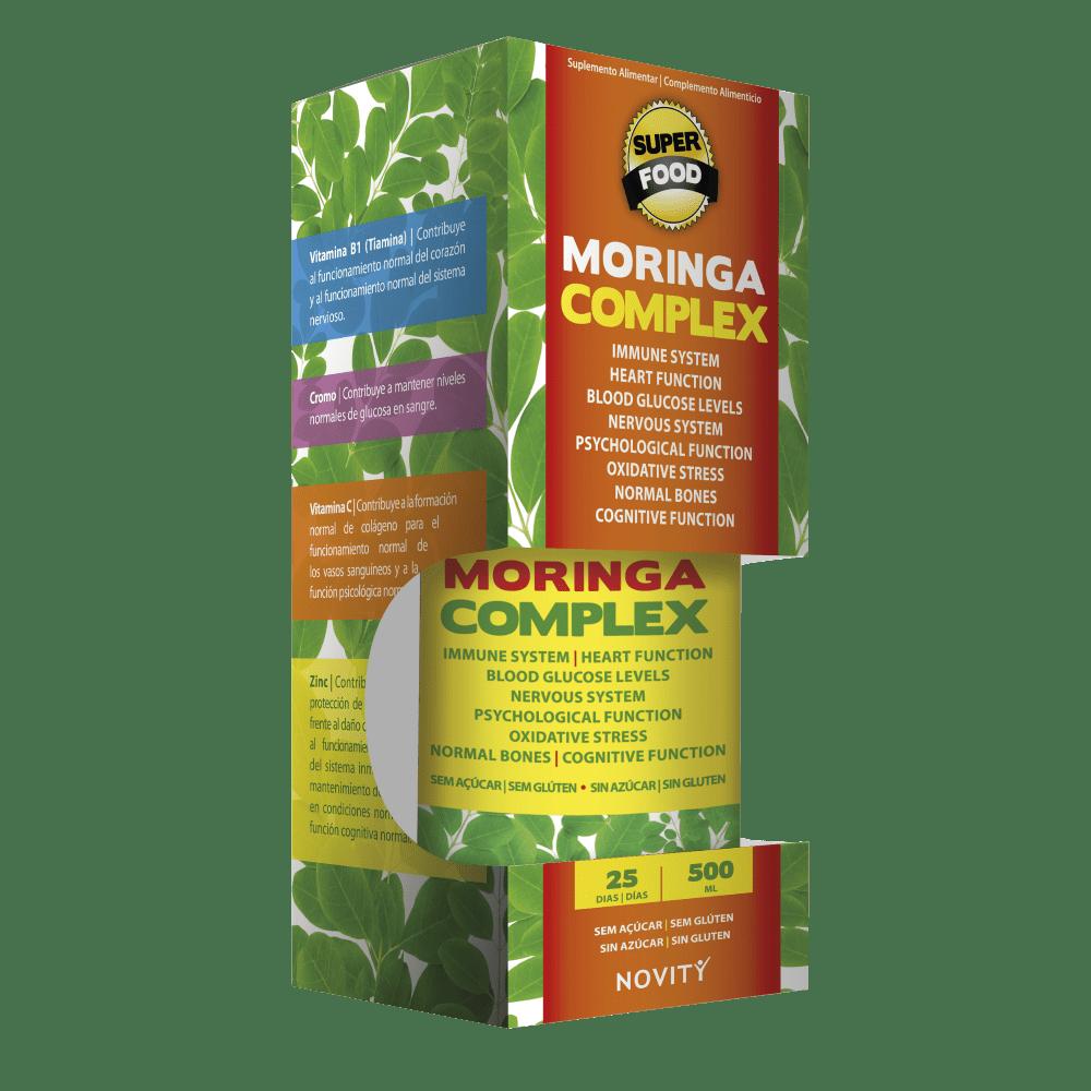 Moringa Complex Sol Oral