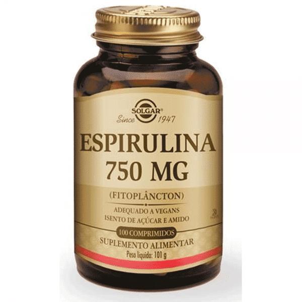 Spirulina-100-comprimidos-Suplemento-Solgar
