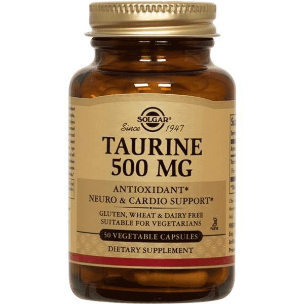 Taurina-50-capsulas-suplemento-solgar