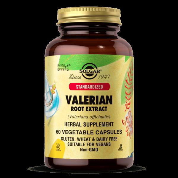 Valeriana Suplemento Solgar