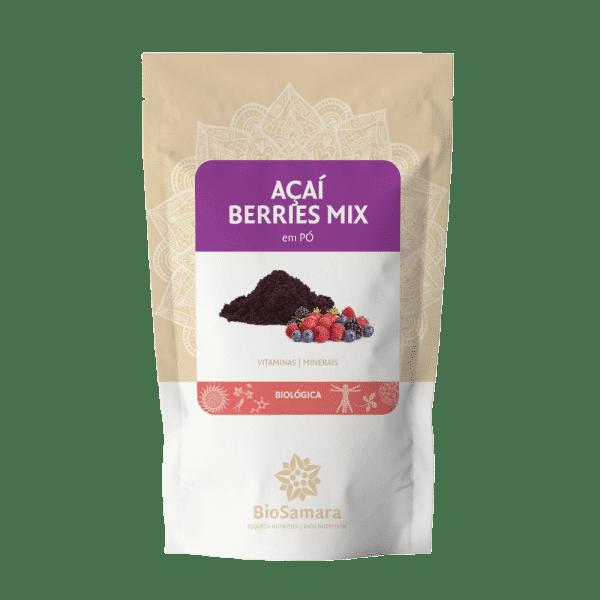acai berry mix po bio biosamara