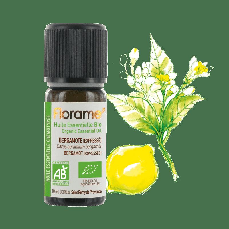 bergamote expresse 10ml florame