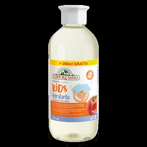 champo kids hidratante + 200ml corpore sano