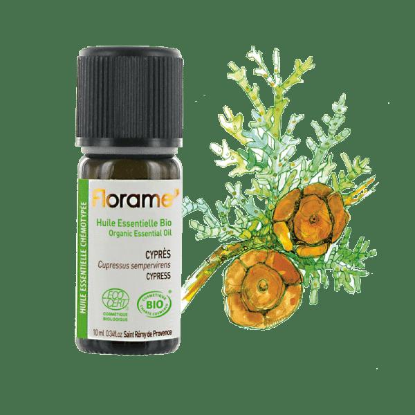 ciprés 10ml florame