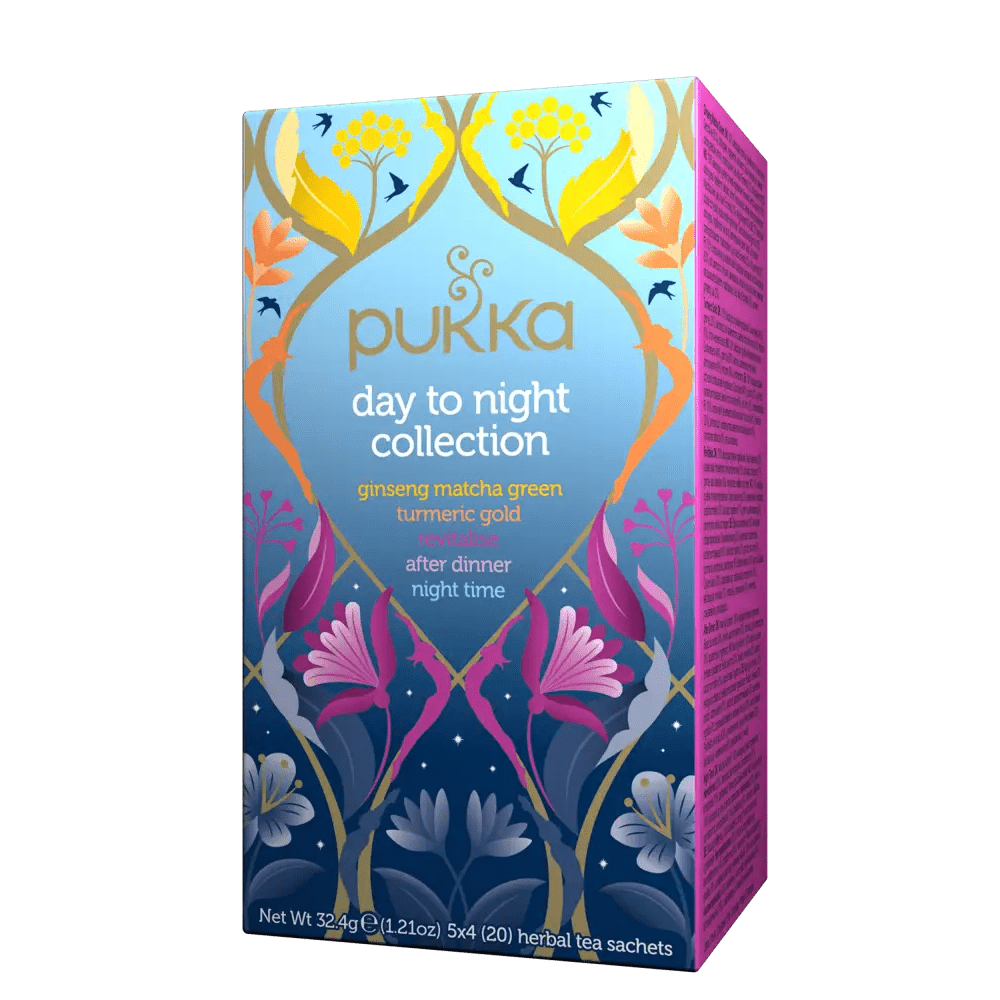 day to night collection pukka