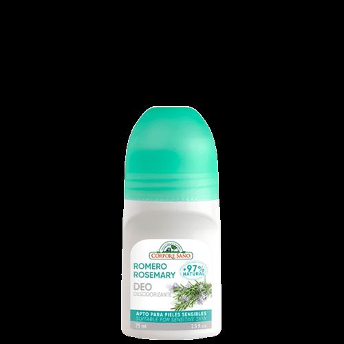 desodorizante rollon alecrim corpore sano
