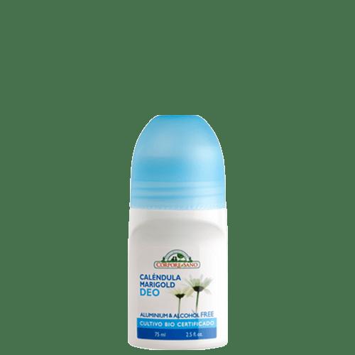 desodorizante rollon calendula corpore sano