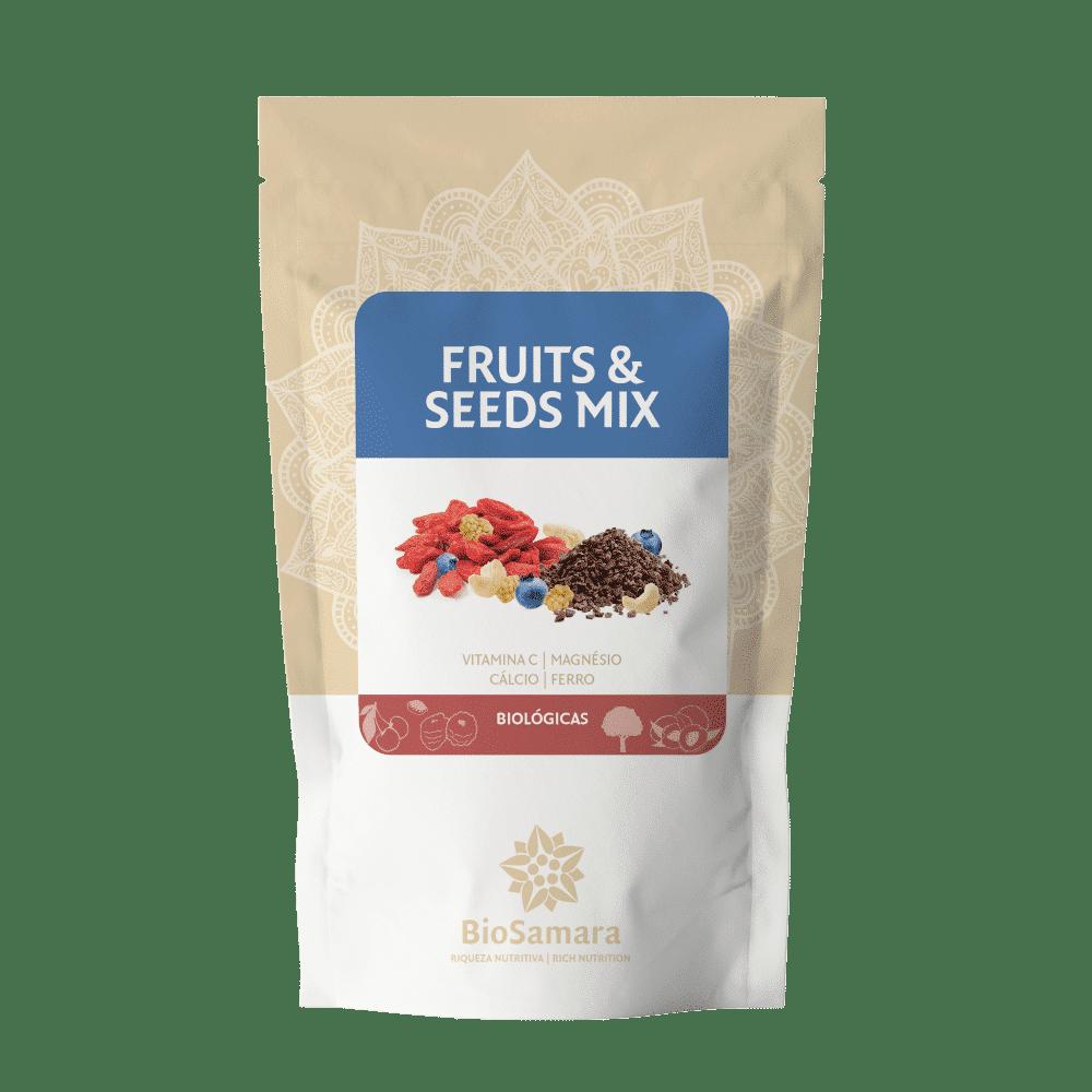 fruit seed mix bio biosamara