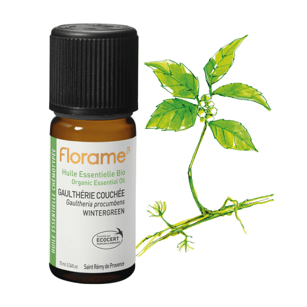 gaultherie couchee 10ml florame