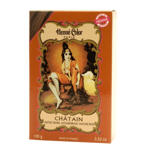 henne chatain po