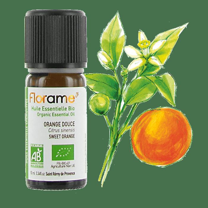 laranja doce 10ml florame