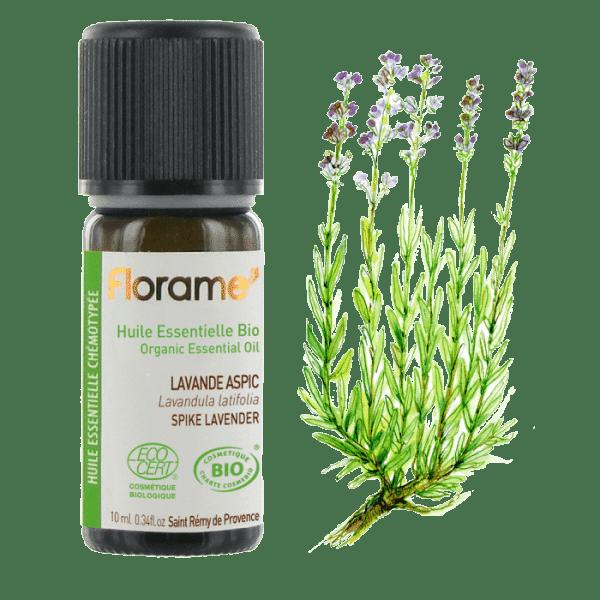 lavanda aspic 10ml florame