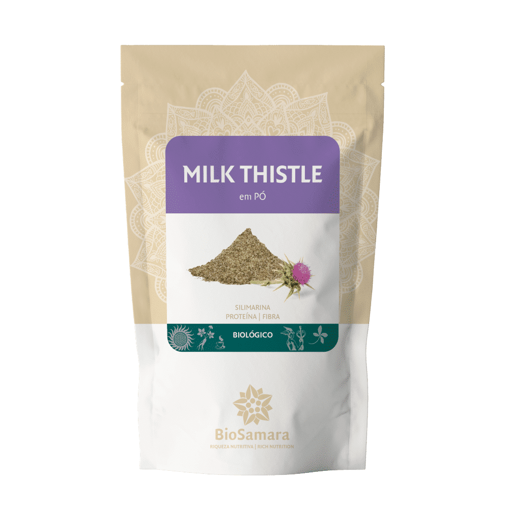 milk thistle po bio biosamara