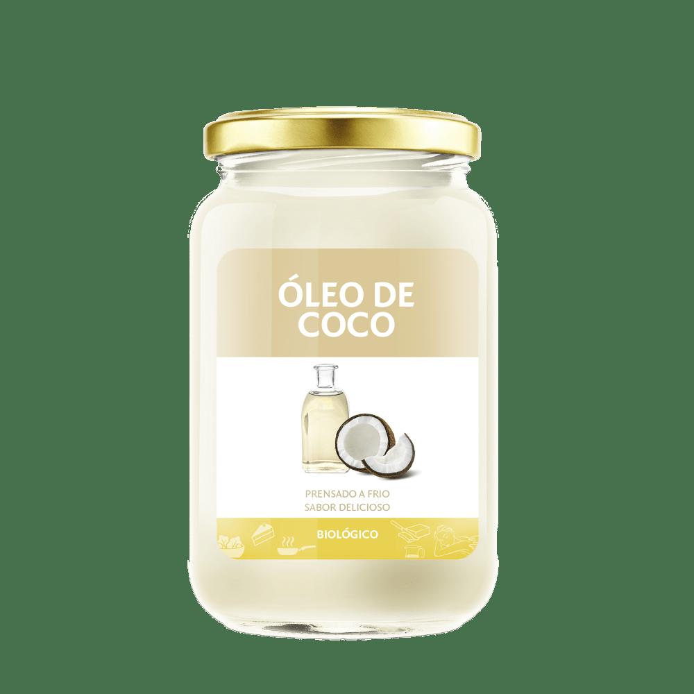 oleo coco bio biosamara
