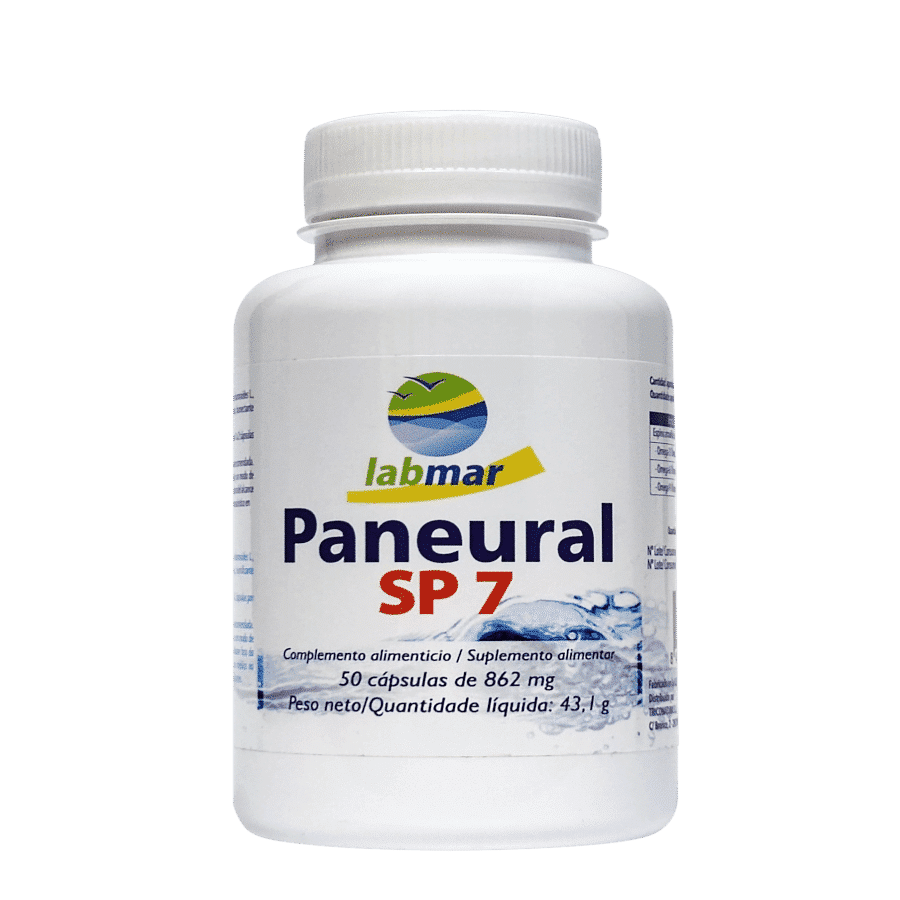 paneural sp7 50caps labmar