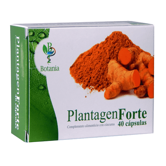 plantagen forte 40caps botania