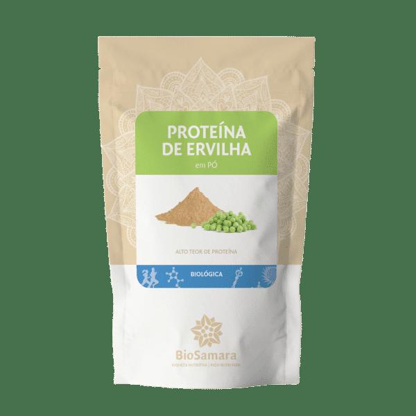 proteina ervilha po biosamara