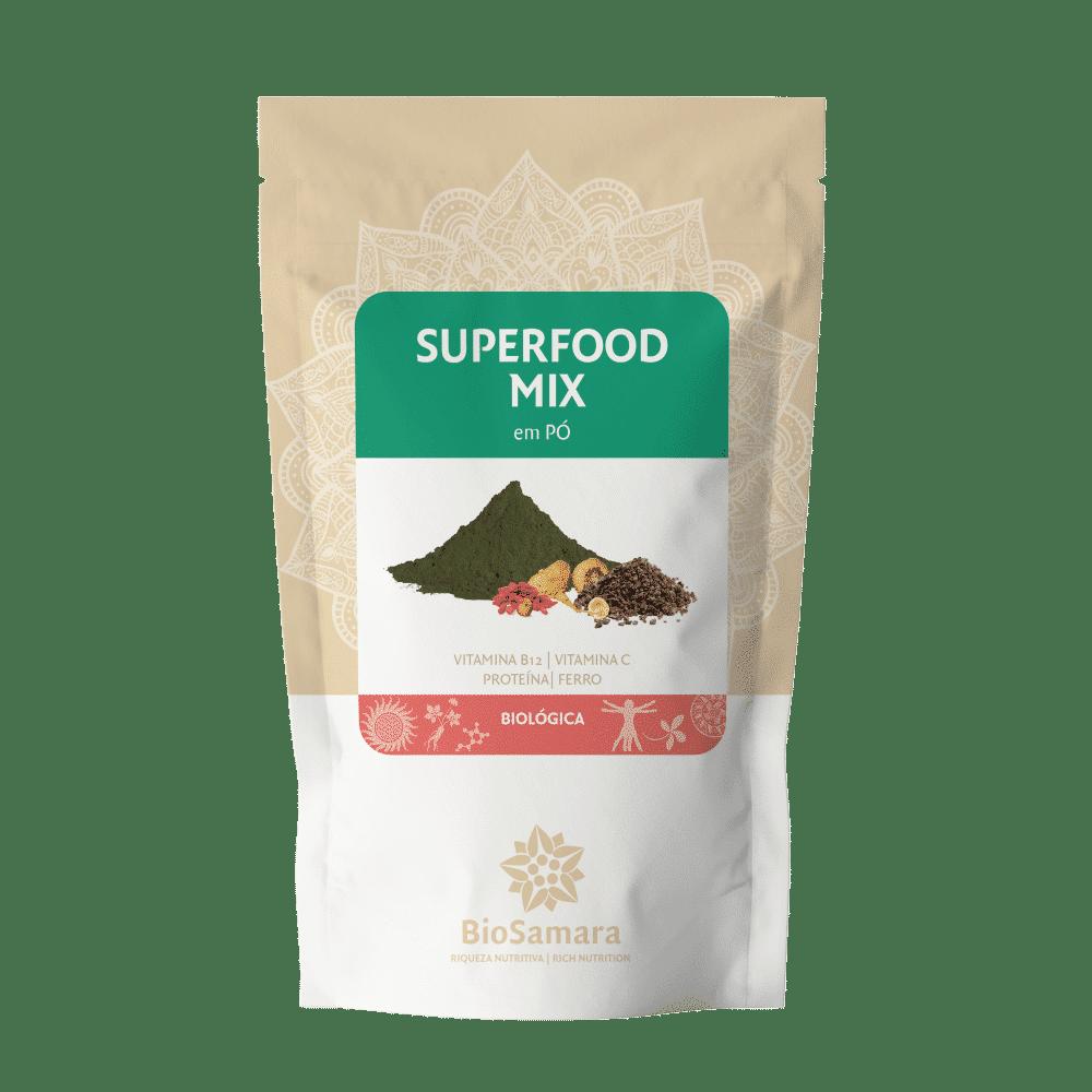 superfood mix po bio biosamara