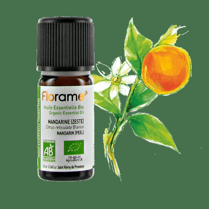 tangerina casca 10ml florame
