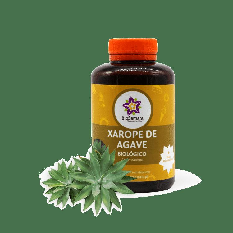 xarope agave bio antigo biosamara
