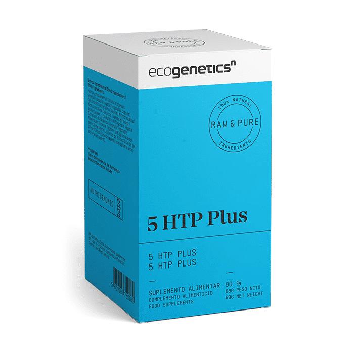 5HTP PLUS caixa ecogenetics