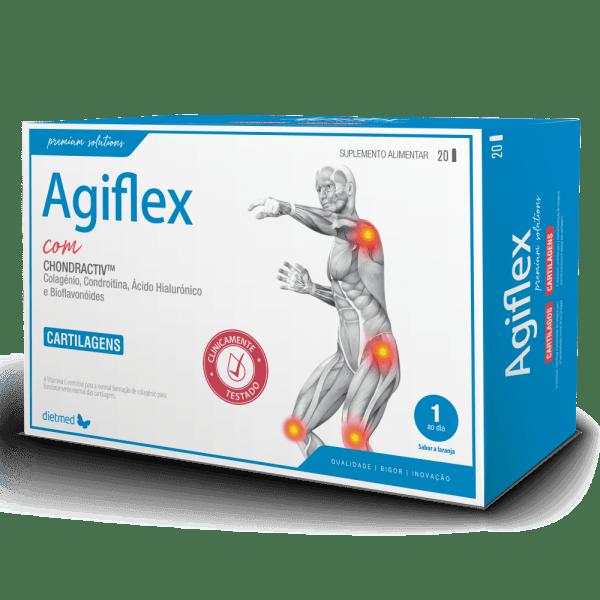 Agiflex 20 Ampolas dietmed