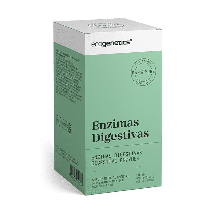Enzimas digestivas 90cpmp caixa ecogenetics