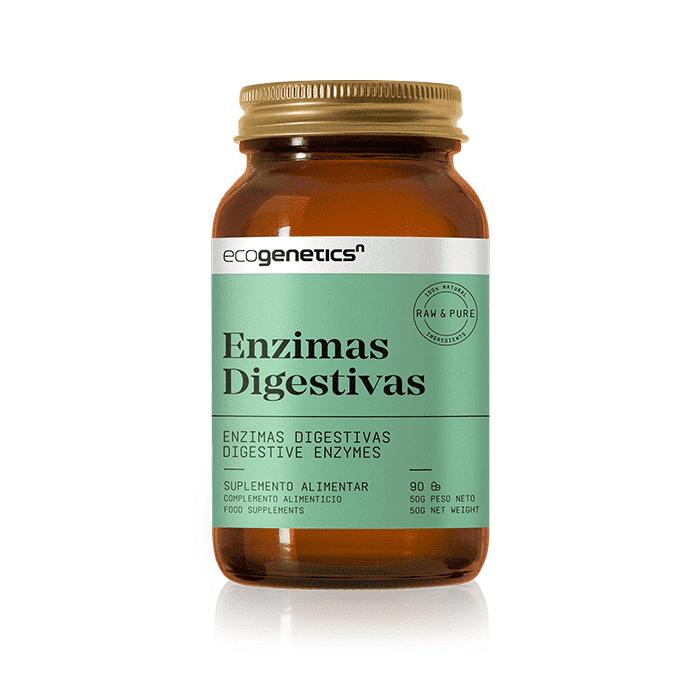 Enzimas digestivas 90cpmp ecogenetics
